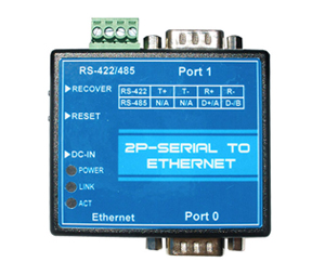 Ethernet to Serial converter 2