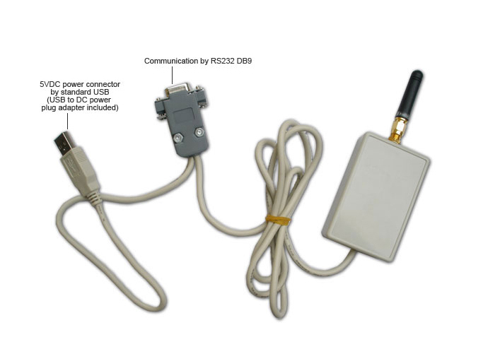 wireless serial adapter