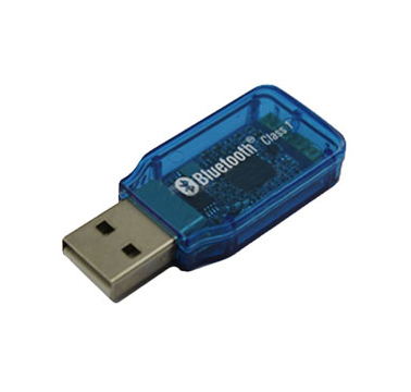 USB Bluetooth dongle small